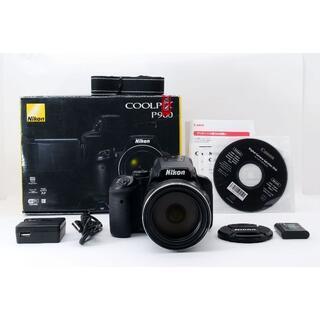 Nikon - Nikon COOLPIX P900 #5053