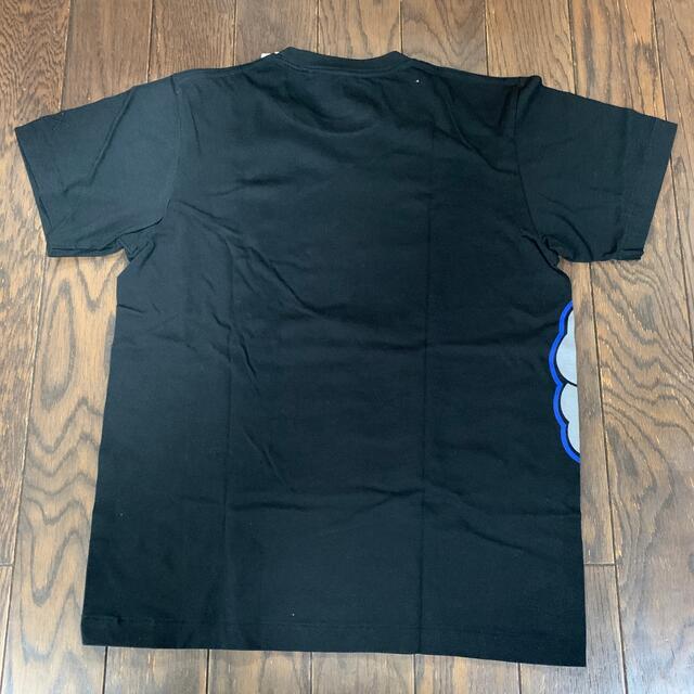 UNIQLO(ユニクロ)のカウズ ユニクロ コラボ 新品 Tシャツ カットソー ブラック 初期 メンズのトップス(Tシャツ/カットソー(半袖/袖なし))の商品写真