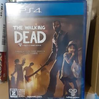 PlayStation4 - 新品 未開封 ウォーキング・デッド PS4