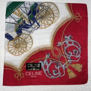 celine - CELINE  セリーヌ  ハンカチ