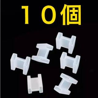コンセントプラグカバー キャップ 差し込み口 保護 先端 アダプタ 電源 10個(その他)