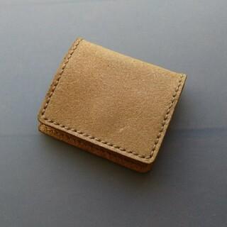 ハンドメイド コインケース ボックスタイプ