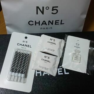 CHANEL - シャネル ファクトリー バスタブレット、キャンドル、香水セット