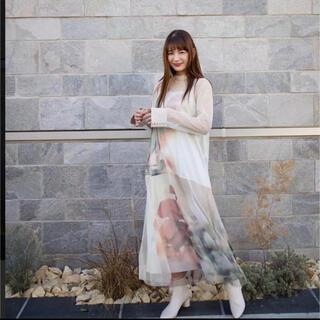 Ameri VINTAGE - 完売品‼️AMERI❤️SPRING MORNING COLLAB DRESS