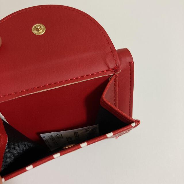 Little Me(リトルミー)のリトルミイ 財布 三つ折り ムーミン ミニウォレット パスケース 小銭入れ レディースのファッション小物(財布)の商品写真