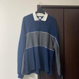 ジエダ(Jieda)のName. dolman sleeve l/s polo(ポロシャツ)