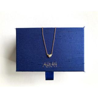 AHKAH - AHKAH  ダイヤモンドネックレス K18