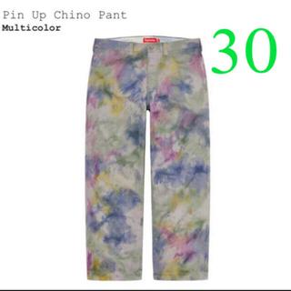 Supreme - 21SS Supreme Pin Up Chino Pant マルチ 30