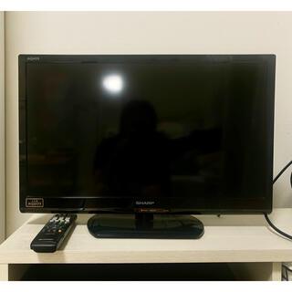 SHARP - SHARP LED AQUOS K K9 LC-24K9-B テレビ