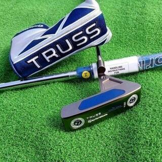 TaylorMade - TRUSS トラスパター TB1 トラスヒール 35インチ Taylormade