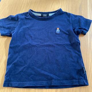 ポロラルフローレン(POLO RALPH LAUREN)のPOLO 120cm 半袖 ネイビー(Tシャツ/カットソー)