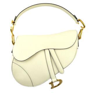 クリスチャンディオール(Christian Dior)のクリスチャン・ディオール Christian Dior サドルバッグ 【中古】(ハンドバッグ)