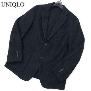 UNIQLO - 【新品 未使用】 UNIQLO ユニクロ 秋冬 ウールブレンド★ ジャケット M