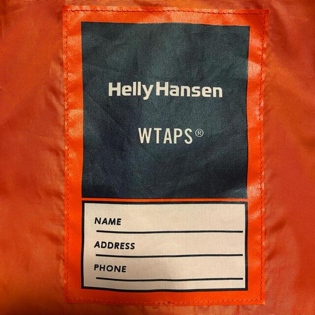 W)taps(ダブルタップス)のWTAPS / Helly Hansen / Bow Jacket /最終値引き メンズのジャケット/アウター(マウンテンパーカー)の商品写真