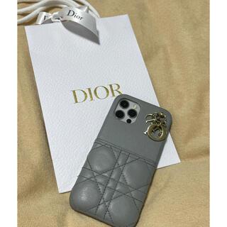 ディオール(Dior)のディオール iPhone12   LADY DIOR(その他)