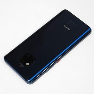 HUAWEI - 美品 SIMフリー化済み HUAWEI Mate 20 Pro
