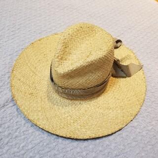 イエナ(IENA)のlola hats ローラハット 麦わら帽子(麦わら帽子/ストローハット)