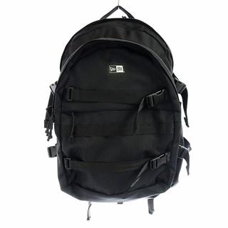 ニューエラー(NEW ERA)のニューエラ キャリアパック リュック バックパック 大容量 35L 黒(バッグパック/リュック)
