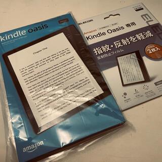 広告なし 32GB Kindle Oasis 新品未開封 保護フィルム付き