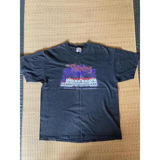 ヘインズ(Hanes)のシャイニング Tシャツ キューブリック オーバールックホテル(Tシャツ/カットソー(半袖/袖なし))