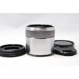 SONY - SONY E 30mm F3.5 Macro SEL30M35