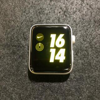 Apple Watch - Apple Watch series3 Nikeモデル42mm アップルウォッチ