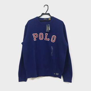 ポロラルフローレン(POLO RALPH LAUREN)の新品L POLO Ralph Lauren ポロラルフローレン ビックシルエット(スウェット)
