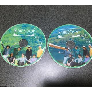BTS  IN THE SOOP 全話+behind付  Blu-ray