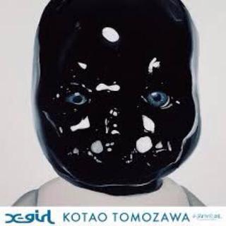 エックスガール(X-girl)のX-girl × KOTAO POSTER 新品(印刷物)