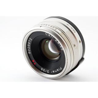 CONTAX Carl Zeiss Planar 35mm F2 T*