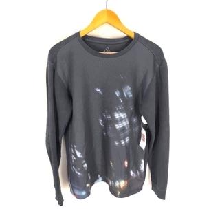 ハレ(HARE)のHARE(ハレ) デザインスウェット メンズ トップス Tシャツ・カットソー(Tシャツ/カットソー(七分/長袖))