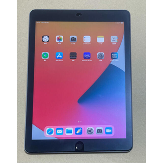 iPad - Apple iPad 第6世代 wi-hi 32GB スペースグレー