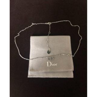 Christian Dior - ディオール Dior ネックレス ω