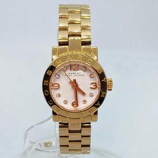マークバイマークジェイコブス(MARC BY MARC JACOBS)のMARC JACOBS マークジェイコブス エイミー レディース腕時計(腕時計)
