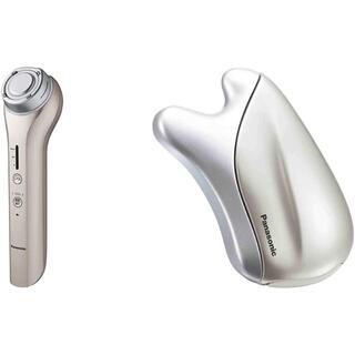 パナソニック(Panasonic)のパナソニック 美顔器 EH-SR73-N + 温感かっさ セット(その他)