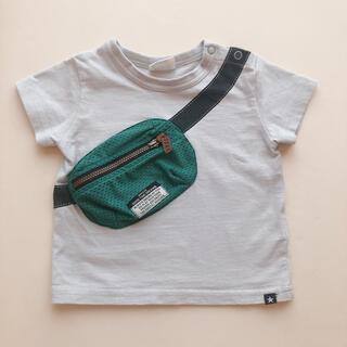 ブリーズ(BREEZE)のBREEZE 80 バッグ付きTシャツ(Tシャツ)