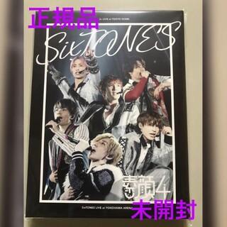 Johnny's - SixTONES/素顔4 SixTONES盤