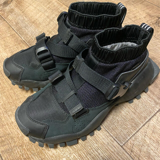 HYKE(ハイク)のAdidas Hyke AH-004 black GTX 23cm レディースの靴/シューズ(スニーカー)の商品写真