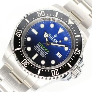 ロレックス(ROLEX)のロレックス ROLEX シードゥエラー ディープシー Dブルー 腕時計【中古】(腕時計(アナログ))