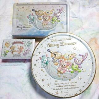 ダッフィー(ダッフィー)のスターリードリームス お菓子セット ダッフィー ディズニー(菓子/デザート)