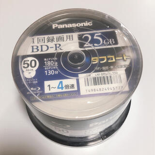 パナソニック(Panasonic)のPanasonic LM-BRS25LT50 録画用BD-R25GB(PC周辺機器)
