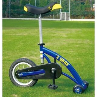 エバニュー(EVERNEW)のエバニュー 補助輪付き一輪車 トレーニング用 EKD325(その他)