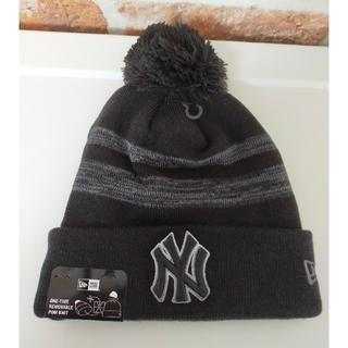 ニューエラー(NEW ERA)の【ニューエラ正規品】ニューヨーク・ヤンキース ニット帽(ニット帽/ビーニー)