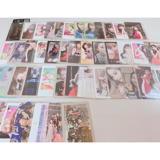 Waste(twice)(ウェストトゥワイス)のTWICE ランダムトレカパック エンタメ/ホビーのCD(K-POP/アジア)の商品写真