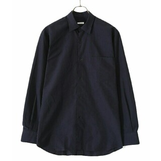 COMOLI - 【ネイビー 3】COMOLI コモリ 21AW 新型コモリシャツ 新品未開封