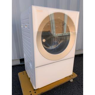 Panasonic - Panasonic ドラム式洗濯乾燥機 cuble 温水泡洗浄 7kg/3kg