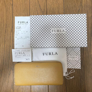 フルラ(Furla)のFURLA フルラ 長財布 全部有り 美品(財布)