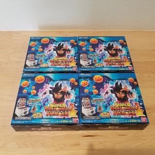 ドラゴンボール(ドラゴンボール)のスーパードラゴンボールヒーローズ ビッグバンブースターパック4 4箱セット(Box/デッキ/パック)