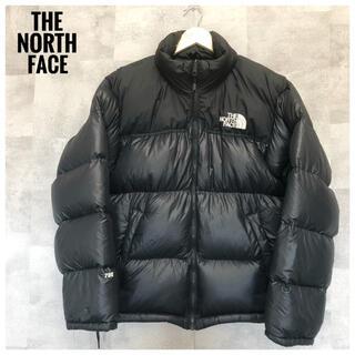 THE NORTH FACE - 極美品⭐️ザ ノースフェイス ヌプシ ダウンジャケット700フィル XL相当 黒