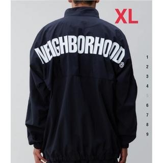 NEIGHBORHOOD - NEIGHBORHOOD ANORAK / N-JKT  BLACK XL